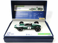 Scalextric Legends Jack Brabham Cooper Climax 1 of 3000 1/32 Slot Car C3658A