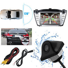 HD Waterproof 170° Car Reverse Backup Night Vision Camera/Rear View Parking Cam