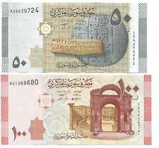 SYRIA 100 LIRA POUNDS 2009 P-113 UNC *//*