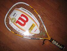 """Wilson Zapper Racquetball Racquet - Brand New - 3 5/8"""""""