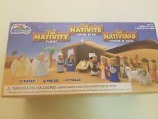 Bible Toys The Nativity Play Set
