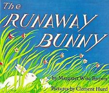 The Runaway Bunny by Margaret Wise Brown (Hardback, 2000)