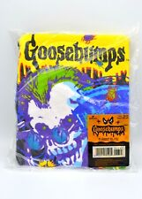 Vintage Goosebumps T Shirt*Curly Skeleton 1995*Nos Sealed Package*Halloween
