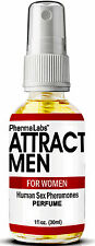 The SECRET To ATTRACT MEN Phermalabs Human Pheromones PERFUME (1oz.) #025