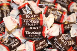 Tootsie Roll 30 Oz Bag Midgees 270pcs Bite Size Chewy Candy Gluten Free