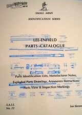 Collector Book---LEE-ENFIELD. PARTS CATALOGUE ----New!!!