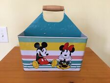 New Disney Store Disney Eats Mickey And Minnie Utensil Caddy
