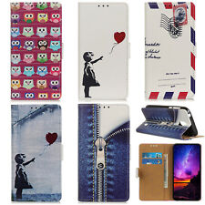 For Nokia 2.2 3.2 4.2 X7 PU Leather Magnetic Flip Wallet Card Stand Case Cover