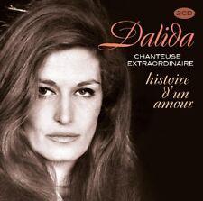 Dalida (Histoire d'Un Amour) by Dalida (France) (CD, Sep-2017)