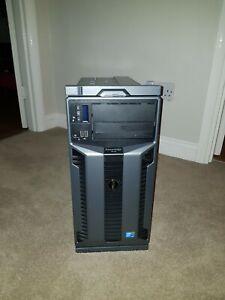Dell Poweredge T610, Xeon CPU, Win 10