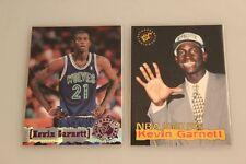1995-96 Stadium Club Draft Picks 2 Rookies Kevin Garnett