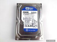 Western Digital WD2500AAJS 250GB intern 3.5 Zoll HDD Festplatte SATA 3Gb/s NEUW.