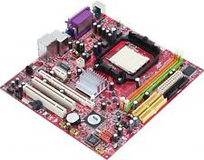 MSI K9VGM-V, AM2, VIA K8M890, FSB 1000, DDR2 800, SATA Raid, 7.1 Audio, VGA mATX