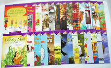 Lot of 27 Houghton Mifflin Online Leveled Reading Books 3rd Grade, Titles Listed
