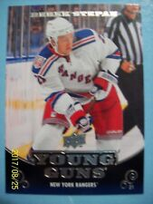 "2010-11 Upper Deck ""Young Guns"" Rookie Card # 238 Derek Stepan RC!"