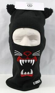 NEFF Hoodabaloo Balaclava Black Panther Facemask One Size New