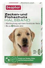Beaphar 13791 Zecken- und Flohschutz Halsband 65cm, Hund