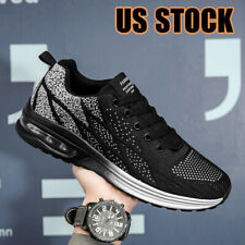 Men's Fashion Air Cushion Sneakers Athletic Outdoor Casual Sports Running Shoes