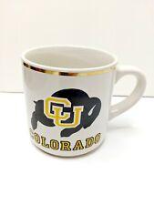 University of Colorado CU Buffs Buffaloes Football 1989 Mug Undefeated Season