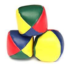 1* Juggling Balls Classic Bean Bag Juggle Magic Circus Beginner Kids Playing Toy
