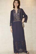 antik batik gita dress indigo dress new with tags small /38