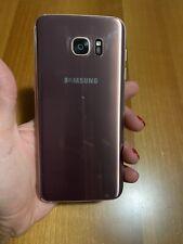 Samsung Galaxy S7 Edge Pink Gold 32 Gb
