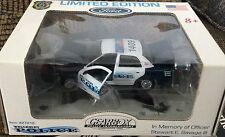 Wellesley Police Massachusetts 2004 Ford GEARBOX PREMIER