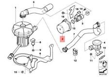 Genuine BMW 3 5 6 Ser N46N M54 N62 Emission Control Secondary Air Pump Filter