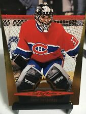 1996-97 (CANADIENS) Leaf Gold Rookies #3 Jose Theodore Hot 🔥🔥.