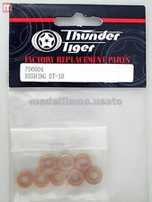 Thunder Tiger PD6004 Bronzine DT10 (8) Bushing modellismo