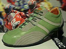 Marc Halbschuhe Leder Sneaker Herrenschuhe grün 2.142.10 Gr. 41 Neu14