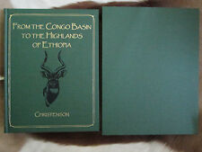 From the Congo Basin to the Highlands of Ethiopia Limited Safari Press Hunting