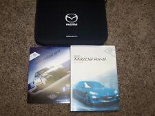 2010 Mazda RX-8 Sport Grand Touring R3 1.3L R2 Operator User Guide Owner Manual