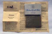 Vintage Boxed Wrapped NEUTRAGENA Soap Bar + Advert Paper TORONTO HILTON Hotel
