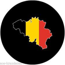 Button 25mm - Königreich Belgien Koninkrijk België Royaume de Belgique