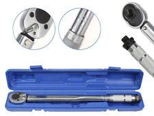 Chiave dinamometrica a scatto regolabile con leva a cricchetto 28-210 Nm