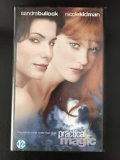 Practical Magic VHS Tape English with dutch subs