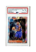 DeAndre Ayton PSA 8 2018-19 Panini Donruss Optic Shock Prizm Rated Rookie 🔥📈🔥