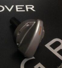 Genuine MG Rover ZR o MGF Plata Perilla De Control Calentador JFD000060! nuevo!