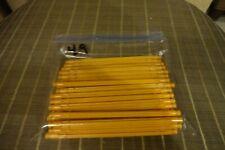 Knex Orange Rods 5 inch replacements 49 Pcs