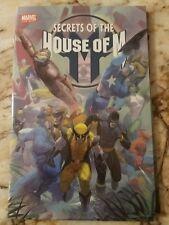 SECRETS OF THE HOUSE OF M (2005) #1 NM ONE SHOT ESAD RIBIC CVR HIGH GRADE COMIC