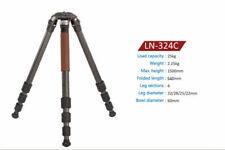 NO BOX-Leofoto LN-324C Professional Carbon Fiber Tripod for Heavy Duty Camera