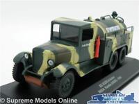 Camión Modelo Krupp L2H143 Tanque Don Río USSR 1:43 tamaño 1942 Ejército Militar T3Z