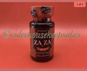 Zaza 1 Bottle 15 Capsules Dietary Supplement - FREE SHIPPING