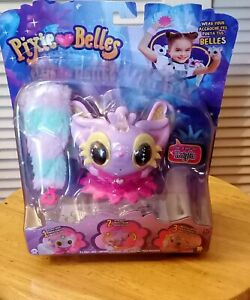 WowWee Pixie Belles Layla Purple Interactive Enchanted Animal Toy