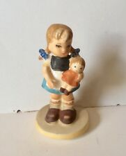 Hummel Figurine - Girl With Doll