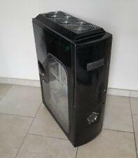 Chieftec PC Gehäuse Case Schwarz ATX Big Tower Silent WaKü AGB Custom Silent TOP