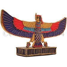 Isis Winged Maat Mayet Amenemope Akhenaten Doric Serapis Rites Abydos Sebennytos