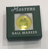 2021 Masters Golf Ball Marker From Augusta National Golf Course