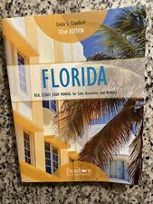 2019 Florida Real Estate Exam Manual for Sales Associates & Brokers 42nd Edition